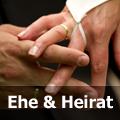 Sprüche zu Ehe und Heirat