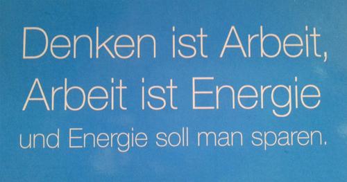 Arbeit Ist Energie Sprüche Suche