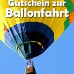 Gutschein zu Ballonfahrt