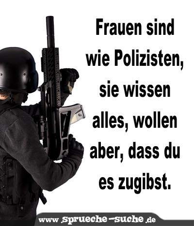 polizei sprüche geburtstag