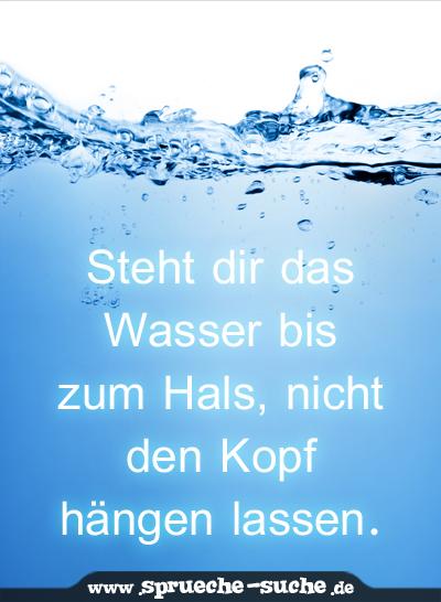 Wasser Sprüche