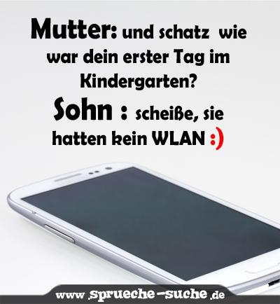 Mutter Und Schatz Wie War Dein Erster Tag Im Kindergarten Sohn