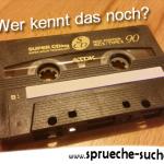 Musikkassette - wer kennt das noch?