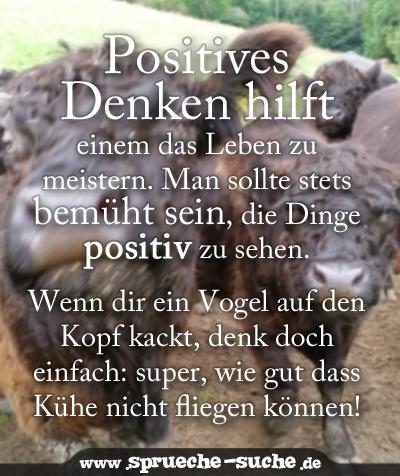 spruch - positives denken - sprüche-suche