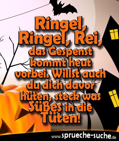 Ringel Ringel Rei Das Gespenst Kommt Heut Vorbei Willst