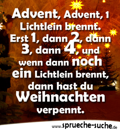 Bildergebnis für 4. Advent Lustige Sprüche