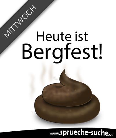 Lustiger Spruch Mit Bild Zum Mittwoch Heute Ist Bergfest