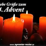 Liebe Grüße zum 4. Advent