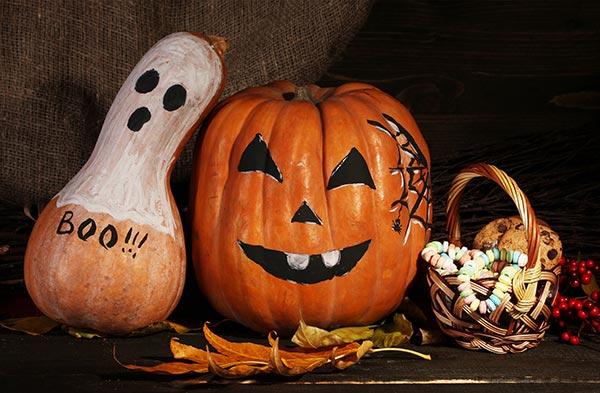 Die besten Sprüche zu Halloween