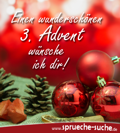 spruch 3 advent spr che suche. Black Bedroom Furniture Sets. Home Design Ideas