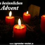 Einen besinnlichen 4. Advent