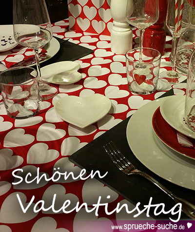 Schönen Valentinstag U2013 Candle Light Dinner