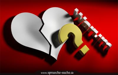 Liebeskummer - Dir wurde das Herz gebrochen