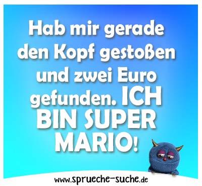 super lustige sprüche Super Mario | Lustige Sprüche & Spruchbilder super lustige sprüche