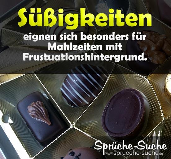 Süßigkeiten Frustuation sprüche   Sprüche Suche