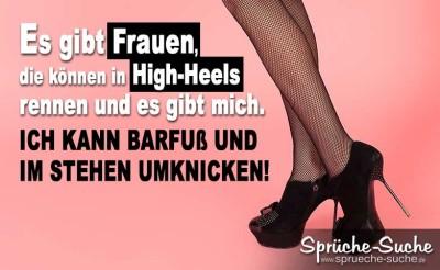 Schwarze Lesben High Heels