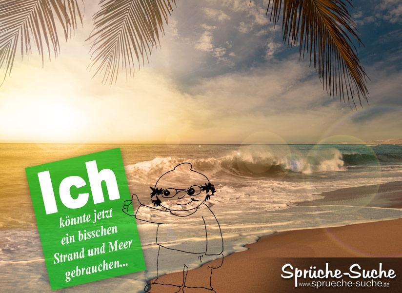 Strand und meer urlaub spr che spr che suche - Spruch urlaub ...