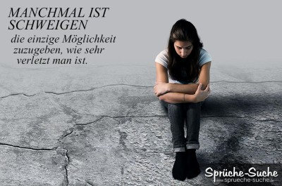 Sprüche Wenn Man Verletzt Wurde | sprechen sie deutsch