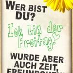 20+ Spruch Zum Freitag Lustig