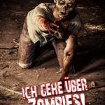 Zombie Spruch für Halloween