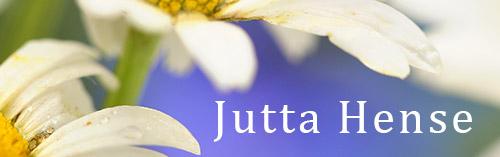 Sprüche von Jutta Hense