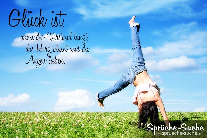 Sprüche Glück Pictures to pin on Pinterest