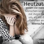 Eines der schlimmsten Gefühle ist, Hoffnungen gemacht zu ...