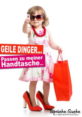 Kind mit Sonnenbrille und schönen Schuhen als cooles Spruchbild