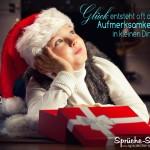 Schöne Weihnachtssprüche mit Bildern