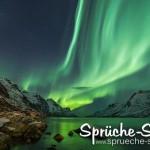 Himmelsleuchten Polarlichter