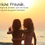Freundschaft geht über Alles - Was sind gute Freunde?