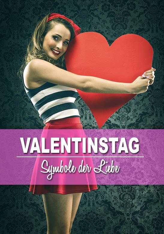 Valentinstag Symbole Der Liebe Frau Mit Grossem Herz Spruche Suche