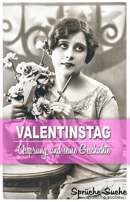 Valentinstag Geschichte
