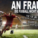 Frauen, Fußball und Zalando - Sprüche für Frauen und Fußball