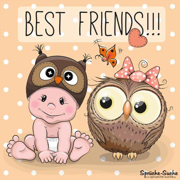 Best Friends Schöne Freundschaftssprüche