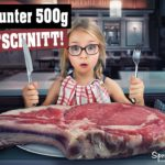 Lustiger Spruch über Fleisch