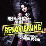 Liebeskummer Sprüche - Herz wegen Renovierung geschlossen