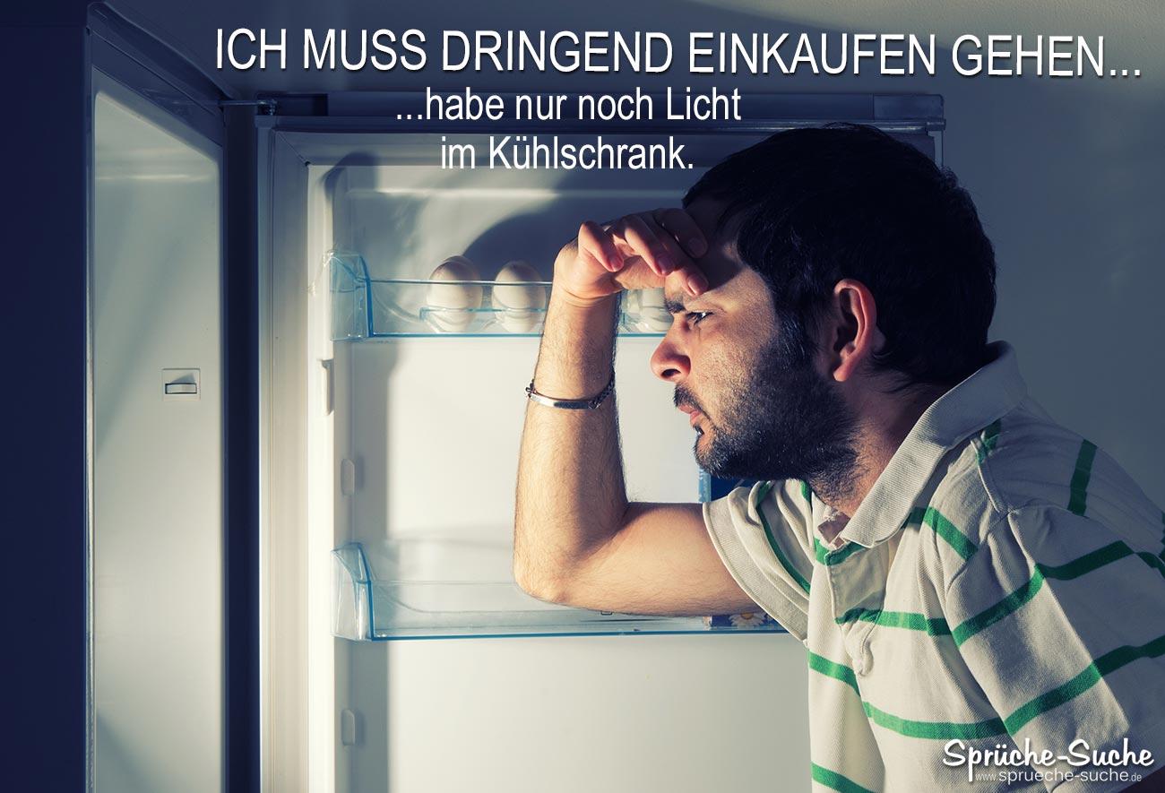 Kühlschrank Licht : Lustige sprüche einkaufen kühlschrank leer sprüche suche