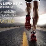 Marathon Sport Sprüche Laufen