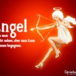 Engel - Sprüche für verliebte und die die es werden wollen