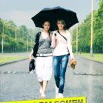 Mit Freunden durch Regen laufen - Freundschaftsspruch
