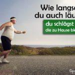Motivationssprüche für Sportler - Laufen