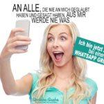 Lustige Sprüche - Admin Whatsapp