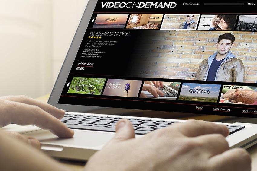 Streaming-Portale - Filmen und Serien online schauen