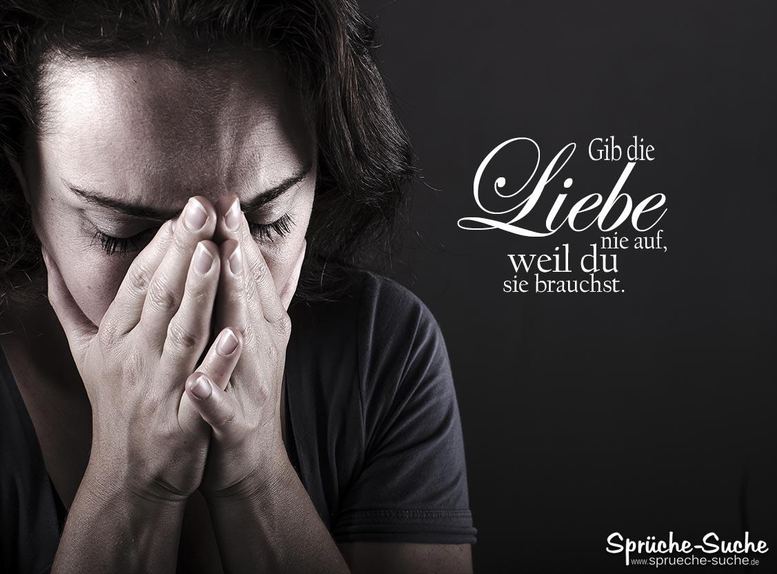 www liebe ist sprüche de 2. Chance für die Liebe Spruch   Sprüche Suche www liebe ist sprüche de