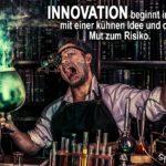 Innovation Erfindergeist Sprüche