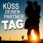 Küss-Deinen-Partner-Tag