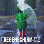 Regenschirm-Tag