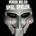 Maske SAW Spruch - Spiel spielen