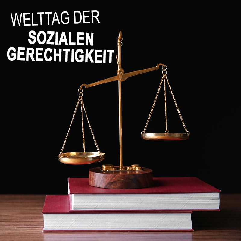 Welttag der sozialen Gerechtigkeit